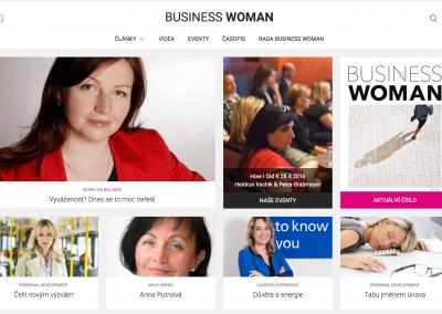 business-woman.cz