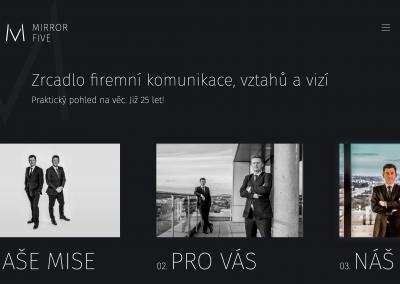 mirrorfive.cz